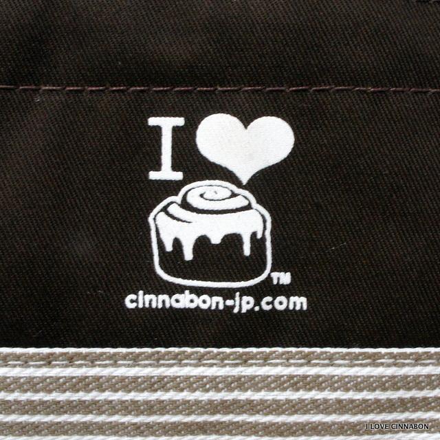 シナボンのトートバッグ 7